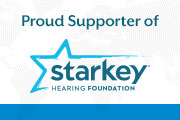 Starkey hearing foundation-Website